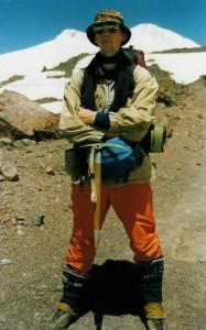 Erki Laur. 3700 m.