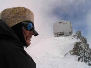 Vallot` hütt 4360m.