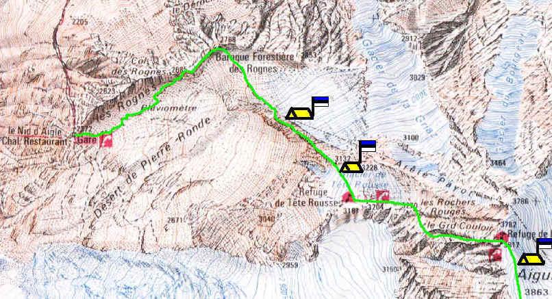 teekonna kaart 1
