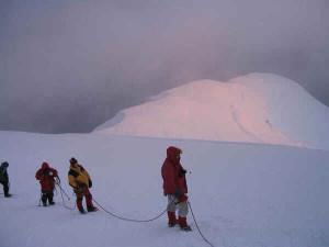 Päikesetõus 4000 m kõrgusel